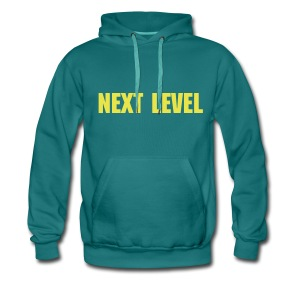 Male Yellow Next Level Von Herzen Premium Hoodie - Men's Premium Hoodie
