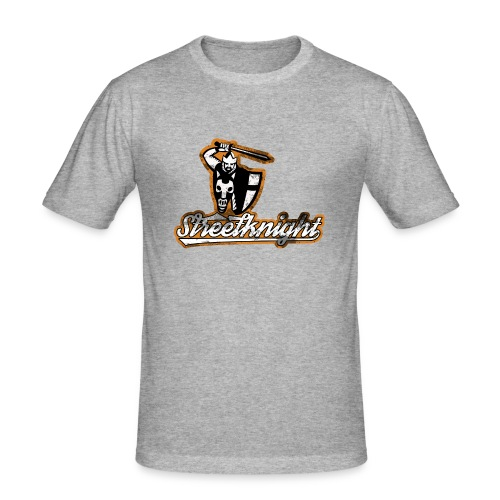 Streetknight - T-shirt près du corps Homme