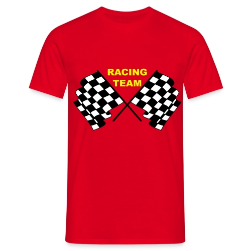 Racing team 04 - Men's T-Shirt