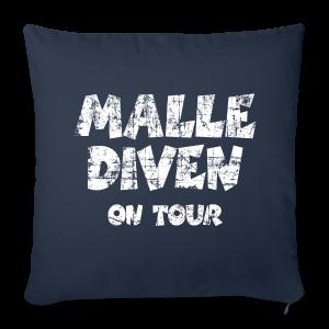 Malle Diven on Tour Vintage Weiß