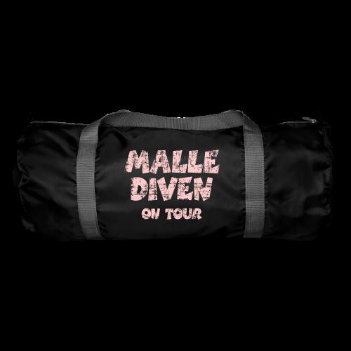 Malle Diven on Tour Vintage/Pink Sporttasche - Sporttasche