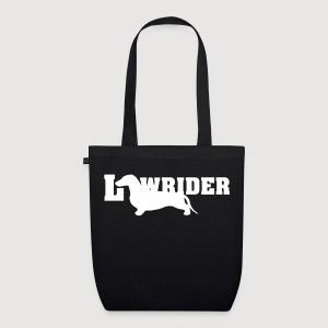 Kurzhaardackel LOW RIDER - Bio-Stoffbeutel