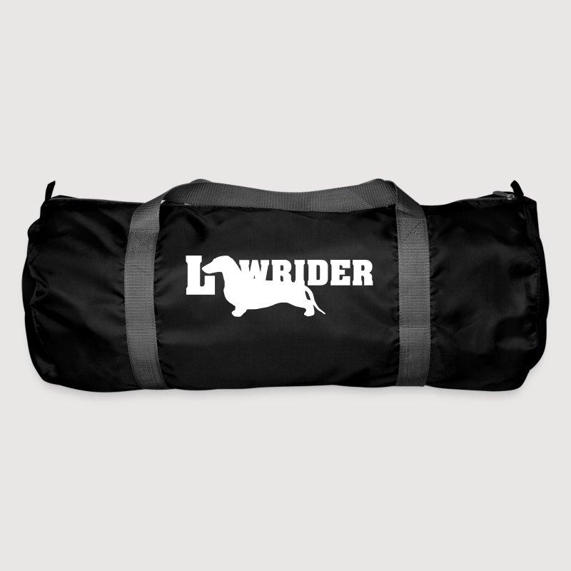 Kurzhaardackel LOW RIDER - Sporttasche