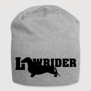 Kurzhaardackel LOW RIDER - Jersey-Beanie
