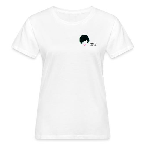Female Emerald & Doreen Small Logo Organic T-Shirt - Women's Organic T-Shirt