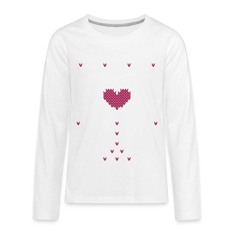 modele t shirt tricot