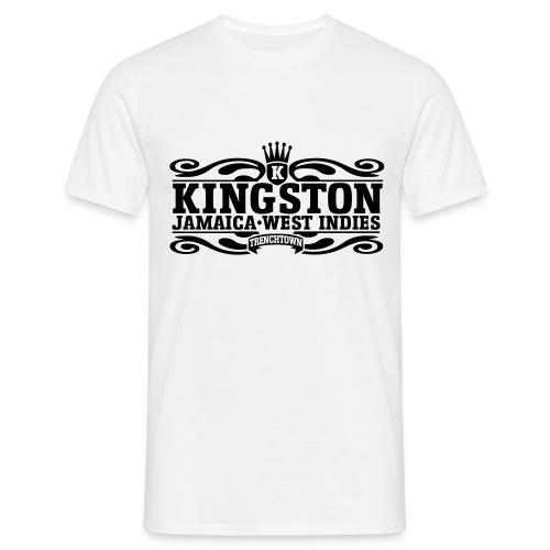 Kingston - T-shirt Homme