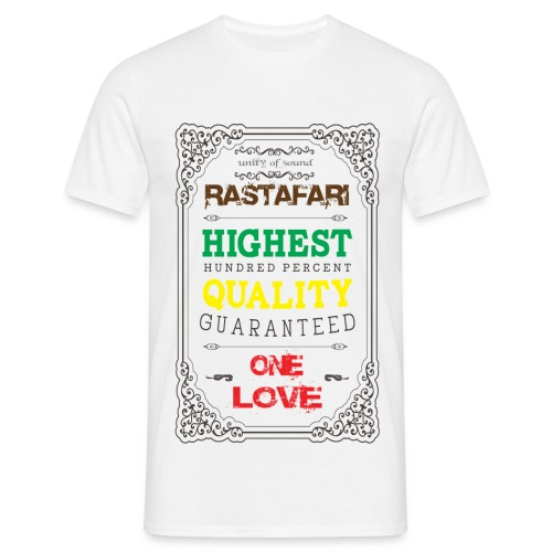 Highest Quality - T-shirt Homme