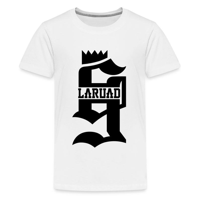 18 - T-shirt Premium Ado