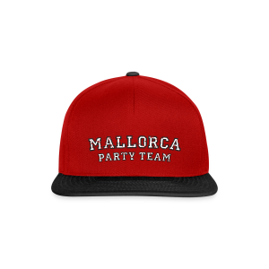 Mallorca Party Team (Weiß) Used Look