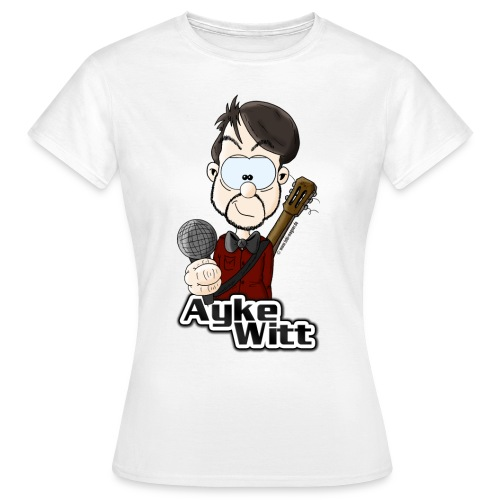 Fanshirt Ayke Witt Damen - Frauen T-Shirt