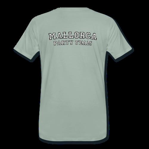 Mallorca Party Team Vintage/Weiß T-Shirt - Männer Premium T-Shirt