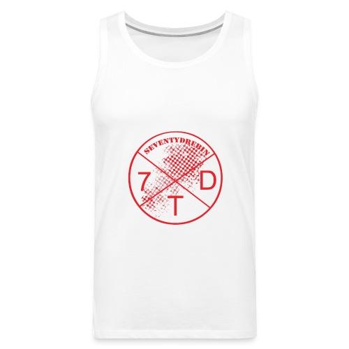 #7TD - Herren Tanktop - Männer Premium Tank Top