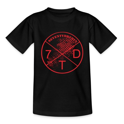 #7TD - Kindershirt - Teenager T-Shirt