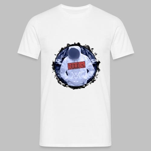 Toni C T-Shirt Weiß - Männer T-Shirt