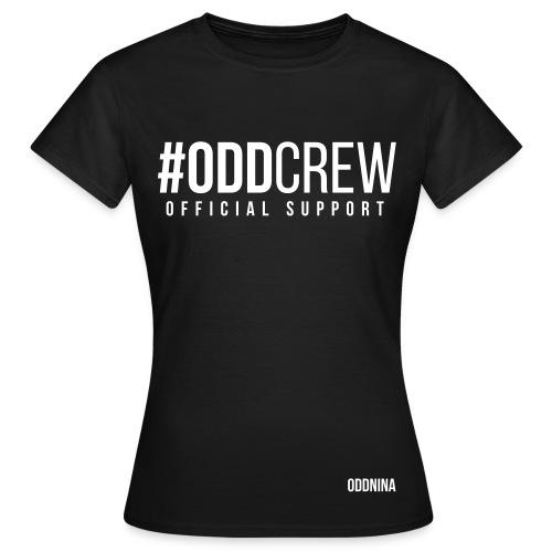 #OddCrew Support - Frauen T-Shirt