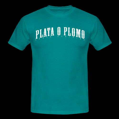 Plata o Plomo Shirt - Männer T-Shirt