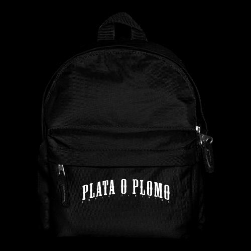 Plata o Plomo Schoolbag - Kinder Rucksack