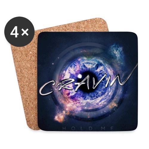 HOLD ME Coasters - Coasters (set of 4)