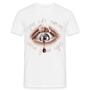 Open your Eyes - T-shirt Homme