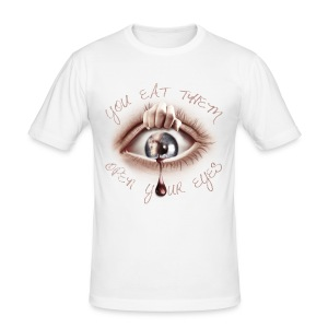 Open your Eyes - Tee shirt près du corps Homme