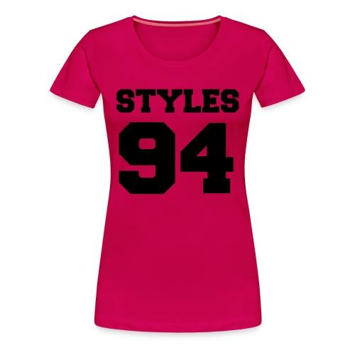 Harry styles 94 - Women's Premium T-Shirt