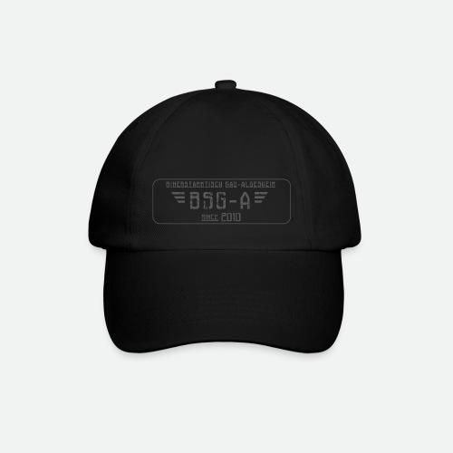 BaseCap BSG-A grey - Baseballkappe
