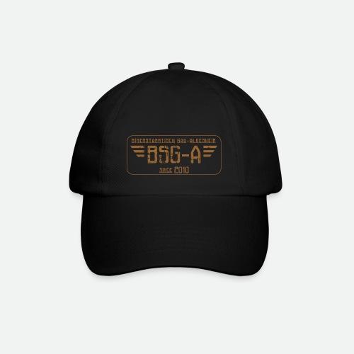 BaseCap BSG-A gold - Baseballkappe