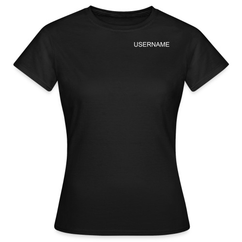 DamenShirt - Frauen T-Shirt