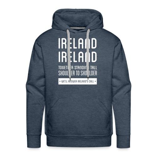 Ireland's Call - Ireland Hooded Tops - Men's Premium Hoodie