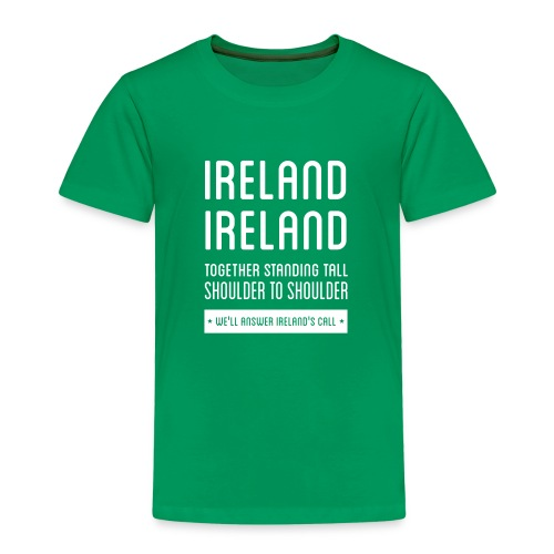 Ireland's Call - Ireland Kids T-shirts - Kids' Premium T-Shirt