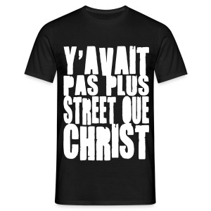 Slogan - T-shirt Homme