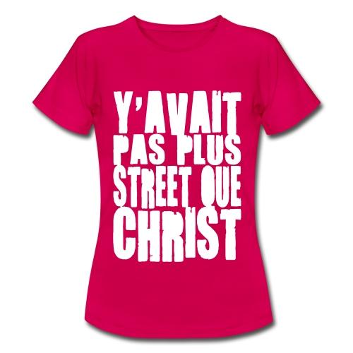 Slogan - T-shirt Femme