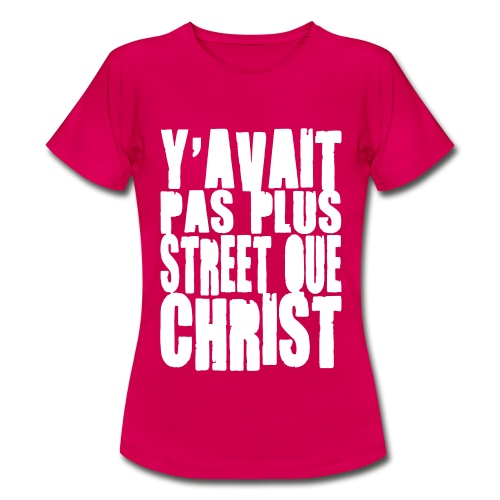 PPSQC - T-shirt Femme