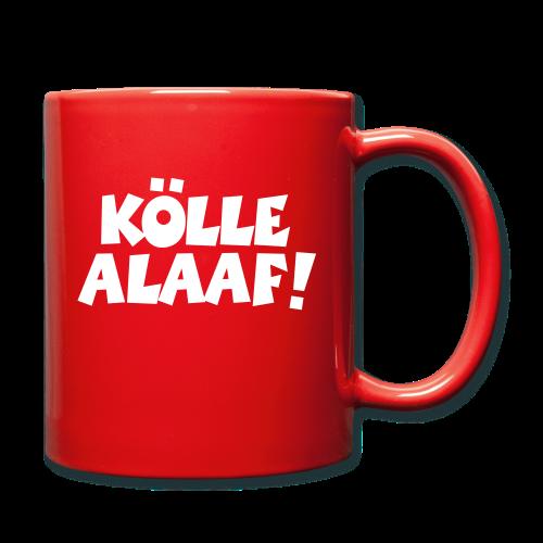 Kölle Alaaf (Weiß) Tasse - Tasse einfarbig