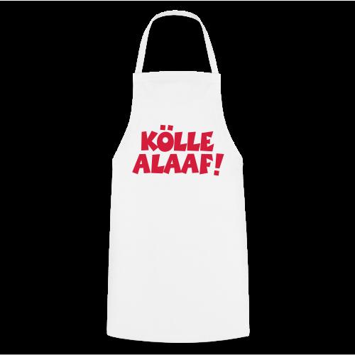 Kölle Alaaf (Rot) Kochschürze - Kochschürze