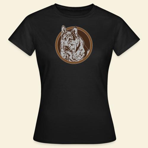 T-Shirt women, digitaler direktdruck vorne DSH  - Frauen T-Shirt