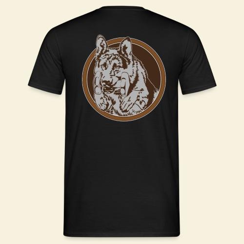 T-Shirt women, digitaler direktdruck hinten DSH  - Männer T-Shirt