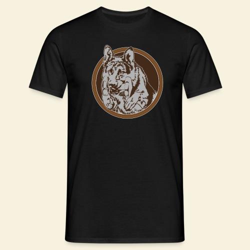 T-Shirt men, digitaler direktdruck vorne DSH  - Männer T-Shirt