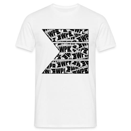 WP Stripes - Men's T-Shirt