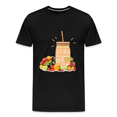 Tourshirt 2016 Männer - Männer Premium T-Shirt