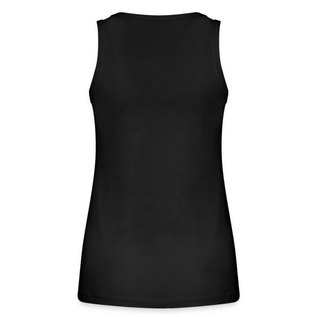 ärmelloses Shirt mit Aufdruck ||| Slogan von KLAUSENS