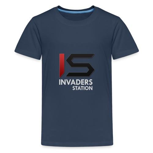 IS0589B - T-shirt Premium Ado
