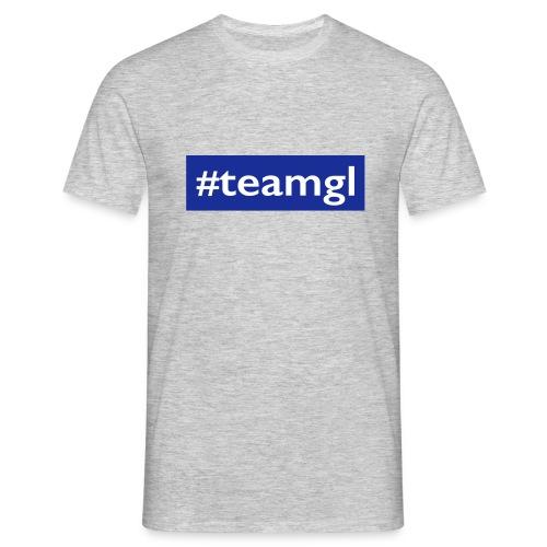#teamgl - T-Shirt • versch. Farben - Männer T-Shirt