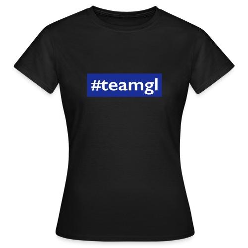 #teamgl T-Shirt - Girls • versch. Farben - Frauen T-Shirt