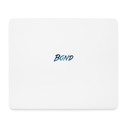 Bond Mouse Pad (Horizontal) - Mouse Pad (horizontal)