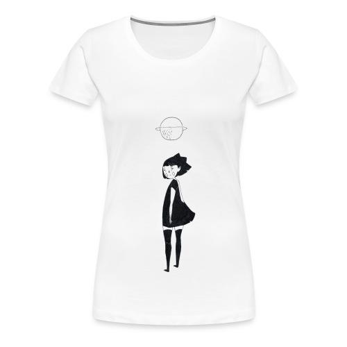 Melancholia - T-shirt Premium Femme