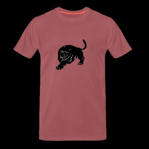 Black Panther - Männer Premium T-Shirt