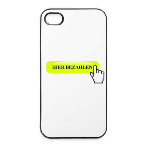 iPhone 4/4s Premium Case weiss, (hier bezahlen) - iPhone 4/4s Hard Case