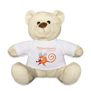 Nounours t-shirt Ptipompon - Nounours